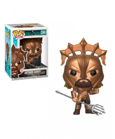 Arthur Curry as Gladiator Aquaman DC Funko Pop! Vinyl