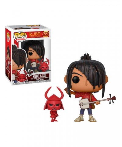 Kubo with Little Hanzo Kubo Funko Pop! Vinyl