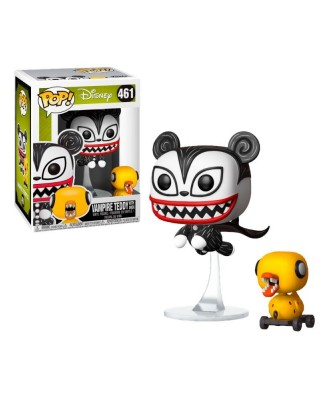 Vampire Teddy with Undead Duck Nightmare Before Christmas Funko Pop! Vinyl