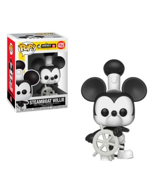 Steamboat Willie Mickey Mickey's 90th Disney Funko Pop! Vinyl