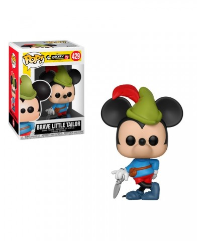 Brave Little Tailor Mickey's 90th Disney Funko Pop! Vinyl