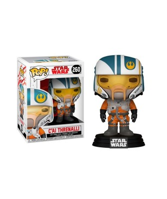 C'ai Threnalli Star Wars The Last Jedi Funko Pop! Vinyl