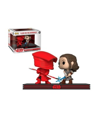 Rey & Praetorian Guard Star Wars Movie Moment The Last Jedi Funko Pop! Vinyl
