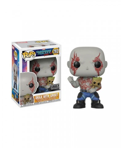 EXCLUSIVE Drax & Groot Guardianes de la Galaxia 2 Funko Pop! Bobble Vinyl