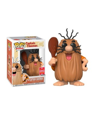 Summer Convention Limited Edition 2018 Captain Caveman Hanna Barbera Funko Pop! Vinyl