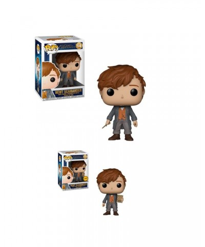 Newt Scamander The Crimes of Grindelwald Funko Pop! Vinyl (Chase Aleatorio)
