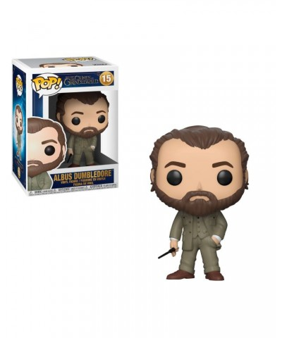 Albus Dumbledore The Crimes of Grindelwald Funko Pop! Vinyl