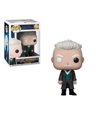Gellert Grindelwald The Crimes of Grindelwald Funko Pop! Vinyl