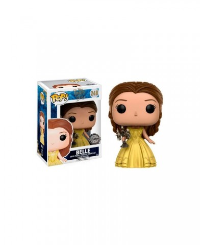 EXCLUSIVE Belle w/ candlesticks Beauty and the Beast Funko Pop! Vinyl