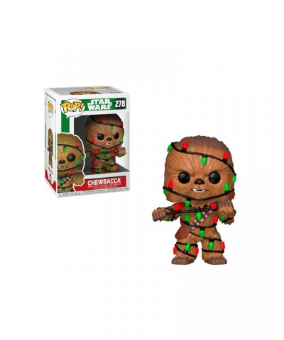 Chewbacca with Lights Holiday Star Wars Funko Pop! Vinyl