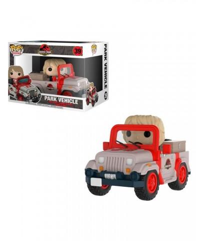 Park Vehicle Jurassic Park Funko Pop! Rides Vinyl