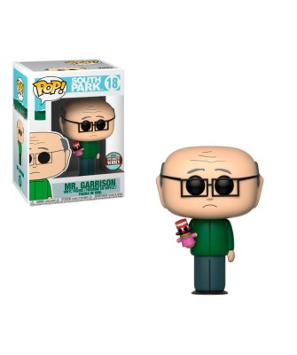 EXCLUSIVE Specialty Series Mr. Garrison South Park