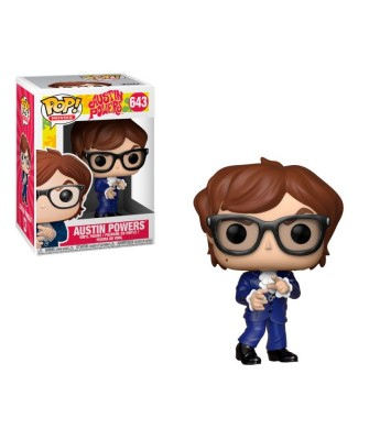 Austin Powers Funko Pop! Vinyl