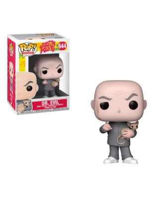 Dr. Evil Austin Powers Funko Pop! Vinyl