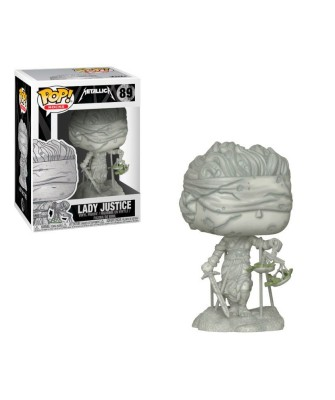 Lady Justice Metallica Funko Pop! Vinyl Rocks
