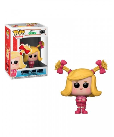 Cindy-Lou Who The Grinch Funko Pop! Vinyl