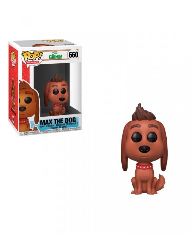 Max the Dog The Grinch Funko Pop! Vinyl