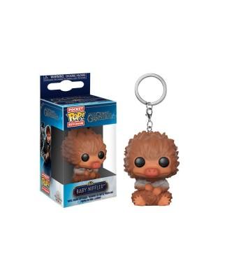 Llavero Baby Niffler (Tan) The Crimes of Grindelwald Funko Pop! Pocket