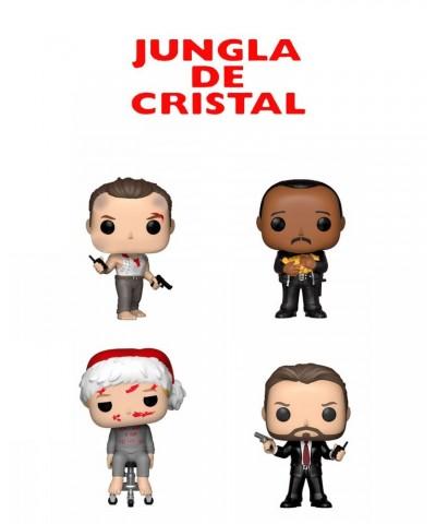 Pack Jungla de Cristal Funko Pop! Vinyl