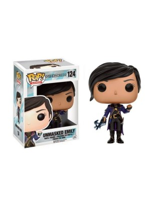 Emily Unmasked Dishonored 2 Funko Pop! Vinyl