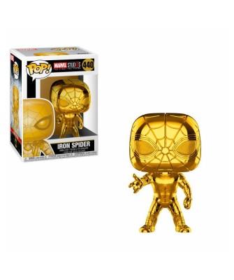 Iron Spider (Chrome) Marvel Studios 10 Funko Pop! Vinyl