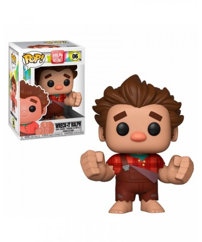 Wreck-It Ralph Ralph Breaks The Internet Funko Pop! Vinyl
