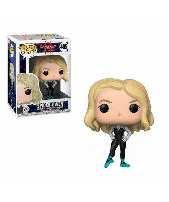 Spider-Gwen Spider-Man Into the Spider-Verse Marvel Funko Pop! Vinyl