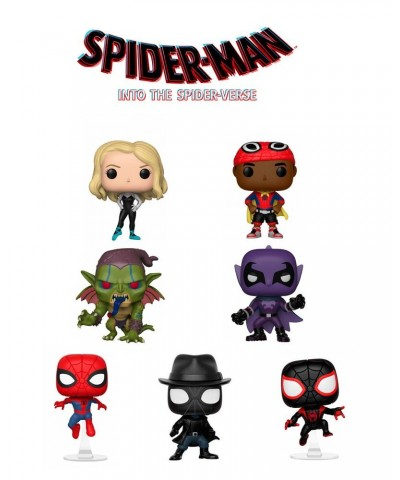 Pack Marvel Animated Spider-Man Funko Pop! Vinyl