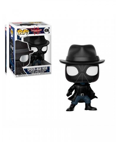 Spider-Man Noir Spider-Man Into the Spider-Verse Marvel Funko Pop! Vinyl