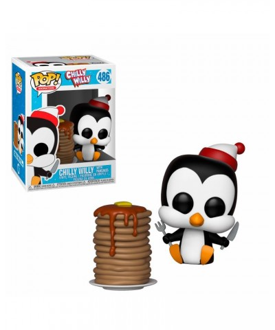 Chilly Willy with Pancakes Funko Pop! Vinyl
