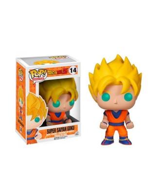 Goku Super Saiyan Dragon Ball Z Funko Pop! Vinyl