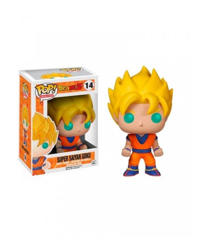 Goku Super Saiyan Dragon Ball Z Funko Pop! Vinyl