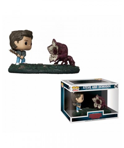 Steve vs Demodog Stranger Things Movie Moments Funko Pop!  Vinyl