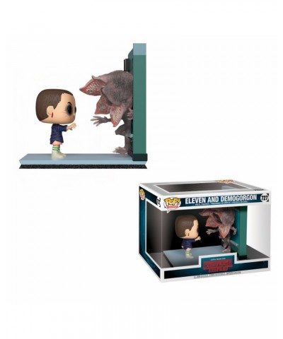 Eleven & Demogorgon Stranger Things Movie Moments Funko Pop! Vinyl