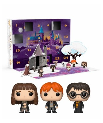 Advent Calendar Pop! Mini 24pcs Harry Potter Funko