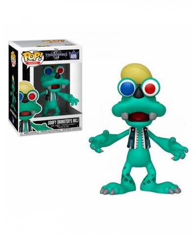 Goofy (Monsters Inc.) Kingdom Hearts 3 Funko Pop! Vinyl