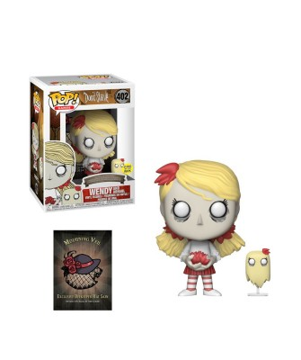 Wendy with Abigail GITD Don't Starve Funko Pop! Vinyl