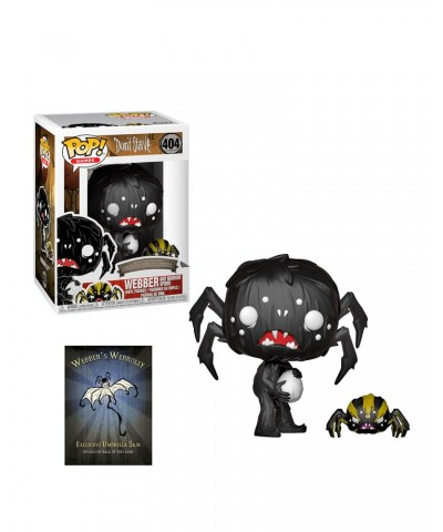 Webber with Spider Don't Starve Funko Pop! Vinyl