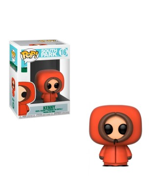 Kenny South Park Funko Pop! Vinyl