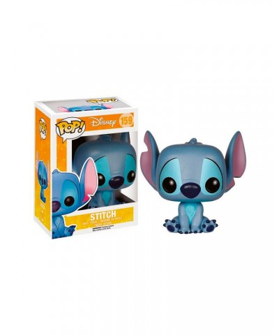 Stitch Seated Lilo & Stitch Disney Funko Pop! Vinyl