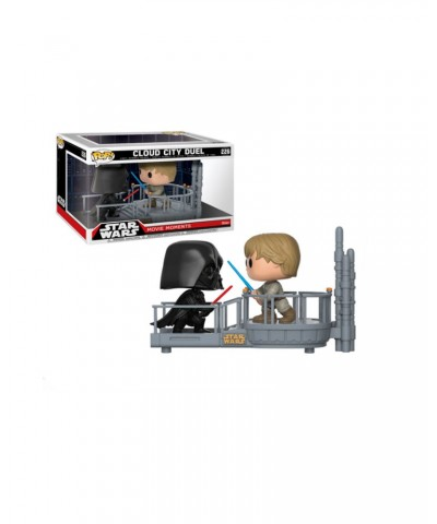 Edición Limitada Cloud City Duel Movie Moments Star Wars Funko Pop! Vinyl