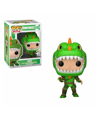 Rex Fortnite Funko Pop! Vinyl