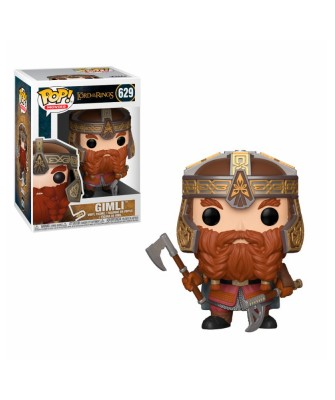 Gimli The Lord of the Rings Funko Pop! Vinyl