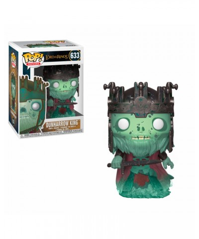 Dunharrow King The Lord of the Rings Funko Pop! Vinyl