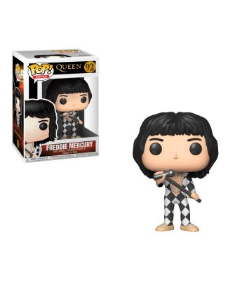 Freddie Mercury Queen Funko Pop! Rocks Vinyl