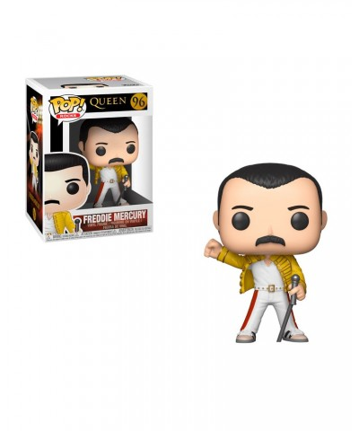 Freddy Mercury (Wembley 1986) Queen Funko Pop! Rocks Vinyl