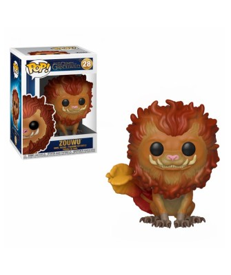Zouwu Fantastic Beasts 2 The Crimes of Grindelwald Funko Pop! Vinyl