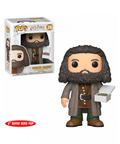Hagrid with Cake Harry Potter Funko Pop! Vinyl