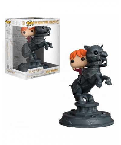 Ron Riding Chess Piece Movie Moment Harry Potter Funko Pop! Vinyl