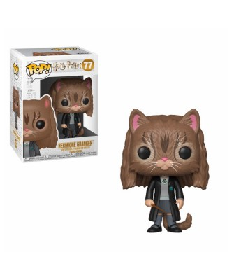 Hermione as Cat Harry Potter Funko Pop! Vinyl